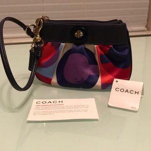 Coach Multicolor Mix Mini Bag